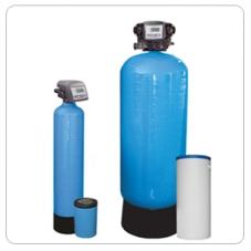 Промишлени системи - Системи за отнемане на желязо и манган