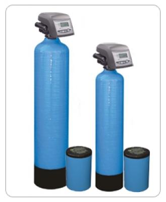 Системи за отнемане на желязо и манган - Филтри за отнемане на желязо и манган с реагенти.